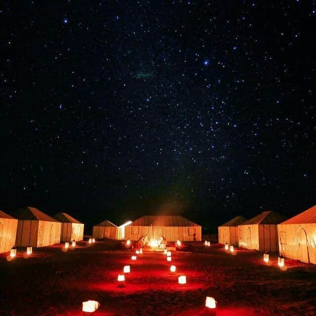 Desert Camp Morocco with Morocco Vacation Tour