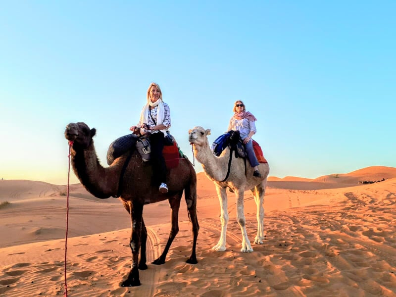 4 Days 3 Nights Tour From Fes To Marrakech Via Sahara Desert